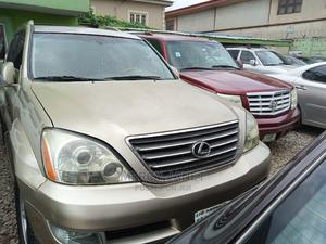 Lexus GX 2003 470 Gold | Cars for sale in Lagos State, Agege