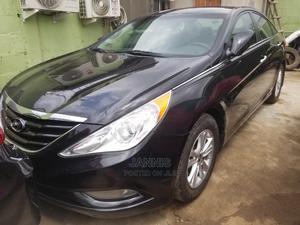 Hyundai Sonata 2013 Black | Cars for sale in Lagos State, Ogba