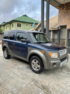Honda Element 2003 DX FWD Blue   Cars for sale in Oyo State, Ibadan