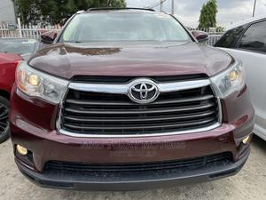 Toyota Highlander 2014 Red | Cars for sale in Lagos State, Ikeja