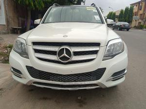 Mercedes-Benz GLK-Class 2014 350 4MATIC White | Cars for sale in Lagos State, Ikeja