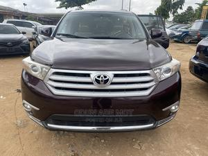 Toyota Highlander 2012 Limited Brown   Cars for sale in Lagos State, Ikotun/Igando