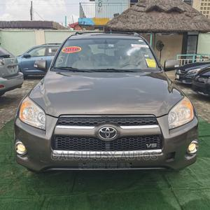 Toyota RAV4 2010 3.5 Limited 4x4 Brown | Cars for sale in Lagos State, Ilupeju