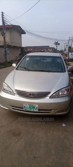 Toyota Camry 2003 Silver   Cars for sale in Lagos State, Alimosho