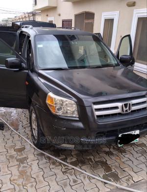 Honda Pilot 2006 EX-L 4x4 (3.5L 6cyl 5A) Black   Cars for sale in Lagos State, Ojodu