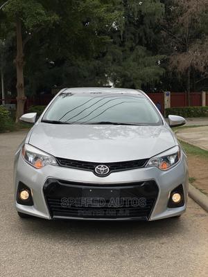Toyota Corolla 2014 Silver | Cars for sale in Abuja (FCT) State, Garki 1