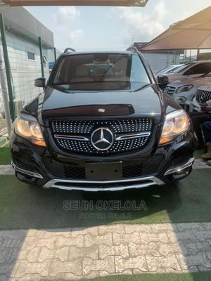 Mercedes-Benz GLK-Class 2013 350 SUV Black | Cars for sale in Lagos State, Lekki