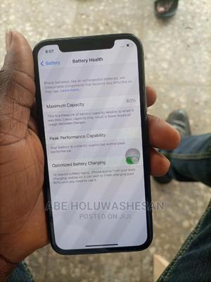 Apple iPhone X 64 GB Gray | Mobile Phones for sale in Oyo State, Oluyole