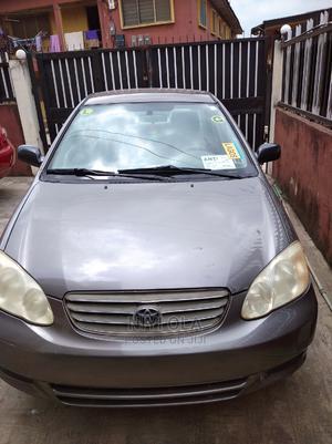Toyota Corolla 2003 Sedan Automatic Gray | Cars for sale in Lagos State, Agboyi/Ketu