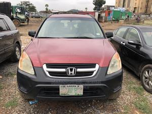 Honda CR-V 2007 EX 4WD Automatic Red | Cars for sale in Abuja (FCT) State, Gaduwa