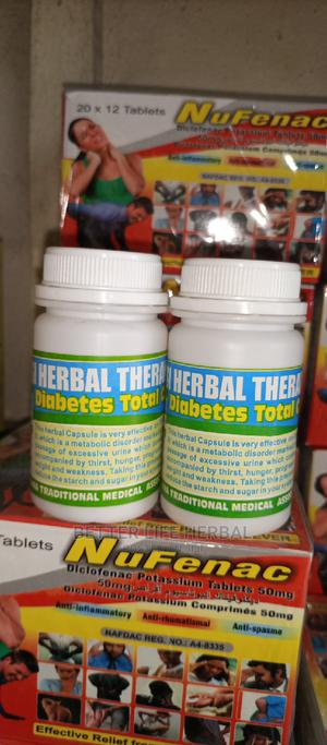 Ekwesi Herbal Therapy for Diabetes.   Vitamins & Supplements for sale in Lagos State, Amuwo-Odofin