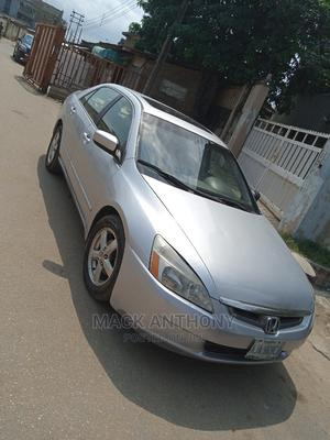 Honda Accord 2005 2.0 Comfort Silver   Cars for sale in Lagos State, Isolo