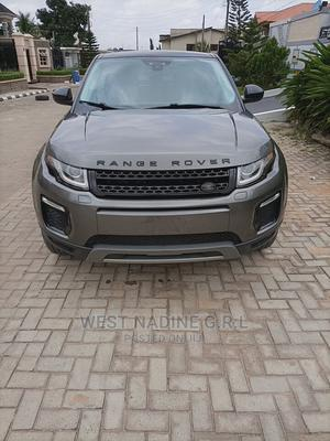 Land Rover Range Rover Evoque 2017 Gray   Cars for sale in Lagos State, Ikeja