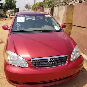 Toyota Corolla 2006 Red   Cars for sale in Lagos State, Ipaja
