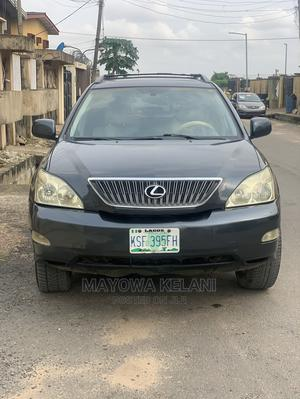 Lexus RX 2004 Black   Cars for sale in Lagos State, Alimosho