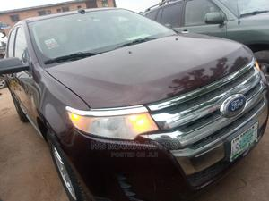 Ford Edge 2011 Red | Cars for sale in Lagos State, Agege