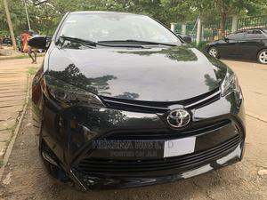 Toyota Corolla 2018 LE (1.8L 4cyl 2A) Black | Cars for sale in Abuja (FCT) State, Garki 2