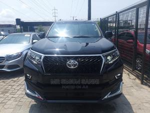 Toyota Land Cruiser Prado 2017 VX Black | Cars for sale in Lagos State, Lekki
