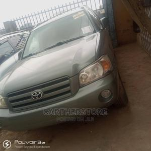 Toyota Highlander 2005 V6 Green | Cars for sale in Oyo State, Ibadan
