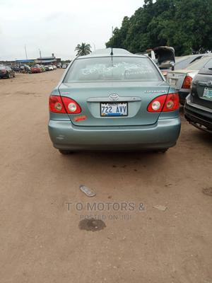 Toyota Corolla 2006 1.8 VVTL-i TS Green   Cars for sale in Lagos State, Ikeja
