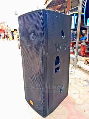 Wcl Double Speaker 225 | Audio & Music Equipment for sale in Lagos State, Ojo