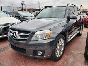 Mercedes-Benz GLK-Class 2010 350 4MATIC Gray | Cars for sale in Lagos State, Lekki