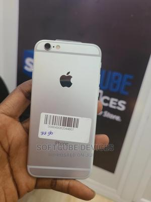 Apple iPhone 6s 32 GB Silver | Mobile Phones for sale in Osun State, Osogbo