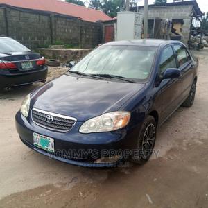 Toyota Corolla 2006 Blue | Cars for sale in Lagos State, Ojota