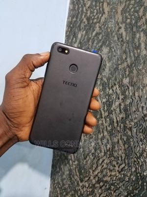 Tecno Spark K7 16 GB Black | Mobile Phones for sale in Rivers State, Port-Harcourt
