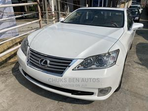 Lexus ES 2010 350 White   Cars for sale in Lagos State, Ajah