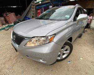 Lexus RX 2010 350 Silver   Cars for sale in Lagos State, Lagos Island (Eko)