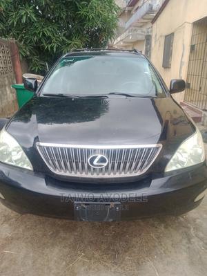 Lexus RX 2005 330 Black   Cars for sale in Lagos State, Shomolu