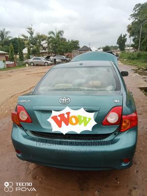 Toyota Corolla 2010 Green | Cars for sale in Abuja (FCT) State, Gwagwalada