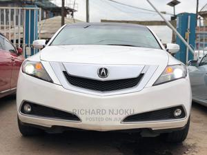 Acura ZDX 2013 Base AWD White   Cars for sale in Lagos State, Ikeja