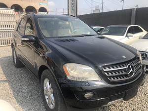 Mercedes-Benz M Class 2007 ML 350 4Matic Black   Cars for sale in Lagos State, Ikeja