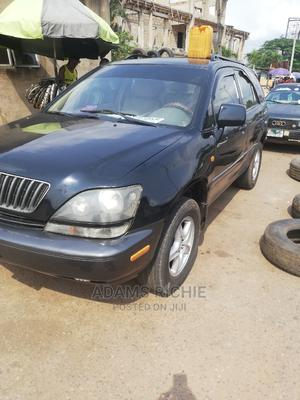Lexus RX 2002 Black   Cars for sale in Edo State, Benin City
