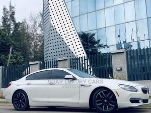 BMW 6 Series 2013 Gran Coupe 640i White | Cars for sale in Abuja (FCT) State, Central Business Dis