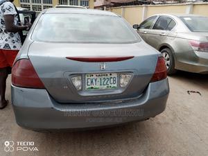 Honda Accord 2007 Blue | Cars for sale in Lagos State, Ifako-Ijaiye