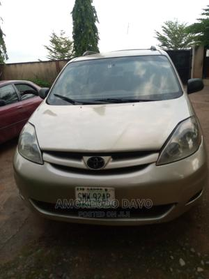 Toyota Sienna 2008 Gold   Cars for sale in Ogun State, Abeokuta South
