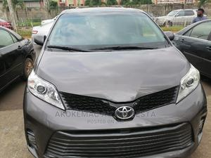 Toyota Sienna 2019 Limited AWD Gray | Cars for sale in Lagos State, Ikeja