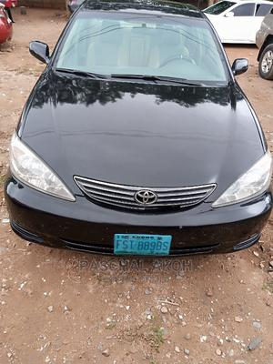 Toyota Camry 2003 Black | Cars for sale in Abuja (FCT) State, Gwarinpa