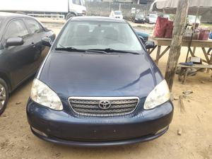 Toyota Corolla 2008 1.8 LE Blue | Cars for sale in Lagos State, Alimosho