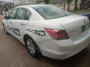 Honda Accord 2008 White | Cars for sale in Lagos State, Agege