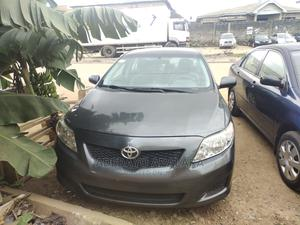 Toyota Corolla 2010 Gray   Cars for sale in Lagos State, Alimosho