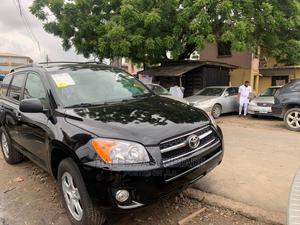 Toyota RAV4 2010 2.5 4x4 Black | Cars for sale in Lagos State, Surulere