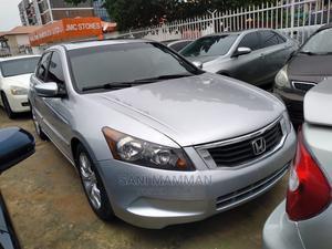 Honda Accord 2008 Silver | Cars for sale in Abuja (FCT) State, Garki 1