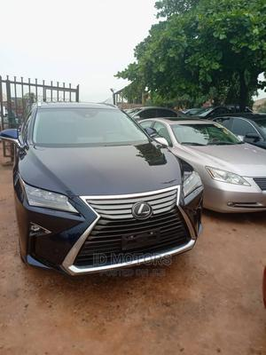 Lexus RX 2019 350 AWD Blue   Cars for sale in Lagos State, Amuwo-Odofin