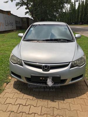 Honda Civic 2008 Silver   Cars for sale in Abuja (FCT) State, Wuse