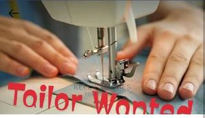 Tailor Wanted | Construction & Skilled trade Jobs for sale in Lagos State, Surulere
