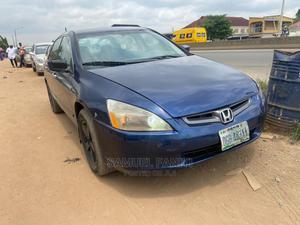 Honda Accord 2005 Blue | Cars for sale in Lagos State, Ifako-Ijaiye